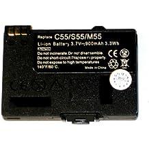 batería del teléfono (acumulador) para Siemens Gigaset SL-1 -74 -100   Telekom Sinus 701   1310-X250