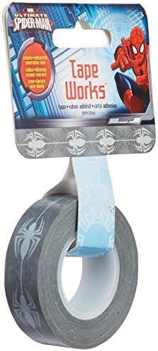 Tape Tape Tape Works Spider Man Tape by Tape Works | Facile da usare  | Folle Prezzo  | vendita di liquidazione  | Stili diversi  | Vendite Online  | Cheapest  | bello  | Cliente Al Primo  feedb3