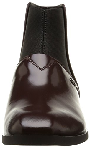 Calvin Klein Portia, Bottes de Pluie  femme Marron (Dkx)