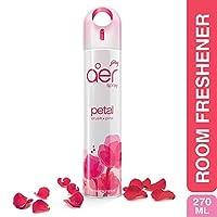 Godrej aer Home Air Freshener Spray - 270 ml (Fresh Lush Green) (Petal Crush Pink)