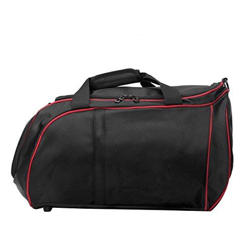 Fitness Umhängetasche Messenger Handytasche Sporttasche Fitnesstasche Große Kapazität Handtasche Red