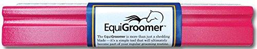 """EquiGroomer 9"""" - perfekt für Pferde und andere große Tiere(9-Zoll, ca.22,86cm) Farbe pink"""