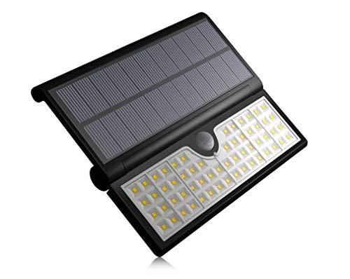 Modelo; aplique plegable de paredTipo; luz solar del jardínNivel de protección; Ip65Tipo de fuente de luz; LedPotencia nominal; 3 (w)Voltaje; 3.7 (v)Tiempo de sol; 8 (h)Dimensiones; 227 * 25 * 111 (mm)Esperanza de vida; 80000 (h)Uso; Patio, Iluminaci...