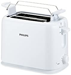 Philips HD2567/00 Toaster Basic Serie, weiss