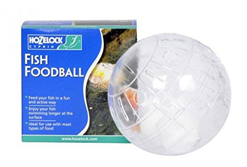 Preisvergleich Produktbild Fisch Fußball Hozelock,  Spielzeug für Fisch,  auch für Koi bestimmt.