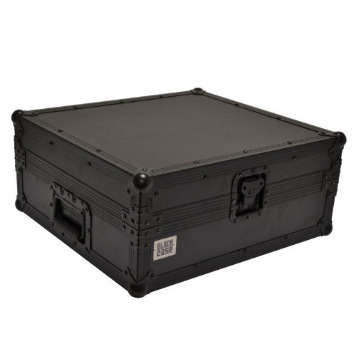 BLACK CASE DJM2000 CASE - ESTUCHE CON SOPORTE RACK (CON RUEDAS  PARA TRANSPORTE AEREO)  COLOR NEGRO