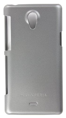 Sony SMA6122G HARD Shell Xperia T Titanium Custodie