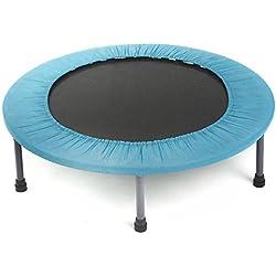 Premium trampoline de fitness diamètre 100 cm pour Aérobic & l'endurance, certifié TÜV