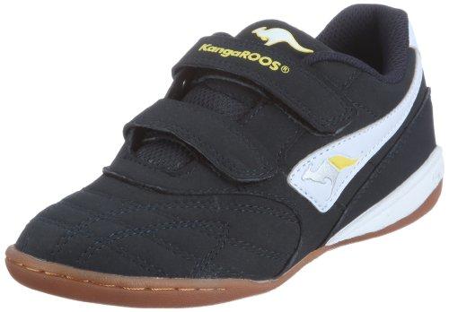 KangaROOS Ludo 11043/045, Chaussures de sport mixte enfant Bleu (Bleu-TR-A-4-125)