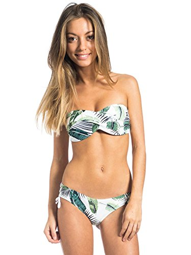 Bikini Rip Curl Palm Island Bandeau Set Bikini (Bandeau Palm)