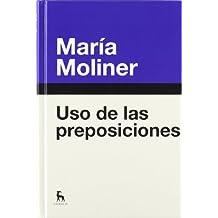 Uso de las preposiciones (DICCIONARIOS)