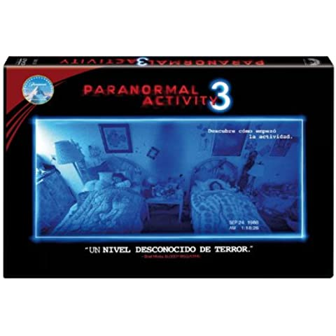Paranormal Activity 3 - Edición Horizontal