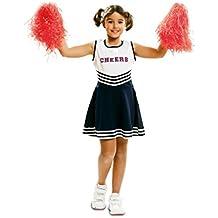 My Other Me - Disfraz de animadora para niña, 7-9 años (Viving Costumes 202106)