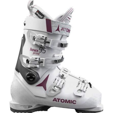 Atomic Damen ABO ATO All Mtain Inl Schneestiefel, Weiß (White/Purple 000), 37/38 EU