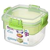 Sistema Snacks To Go Lebensmittelbehälter, 400ml, sortierte Farben