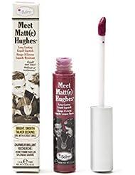 theBalm Meet Matte Hughes Liquid Lippenstift, Dedicated,1er Pack (1 x 7.4 ml)