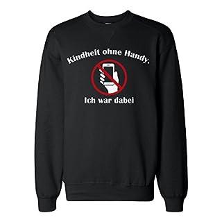 Kindheit Ohne Handy. Ich War Dabei. Classic Sweatshirt Small