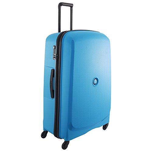 DELSEY PARIS BELMONT Valise, 117 litres, bleu metallique