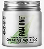 Best Creatine Capsules - Creatine Monohydrate Extreme 4000mg Per Serving By BioKing Review