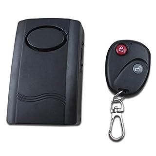 Alarm Für Motorrad Motorrad Roller Diebstahlwarnanlage Sicherheitssystem Universal Wireless Remote Control 120db JBP-X