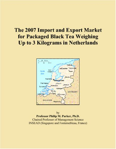 The 2007 Import and Export Market for Packaged Black Tea Weighing Up to 3 Kilograms in Netherlands