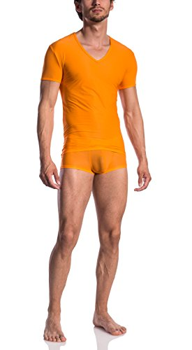 Olaf Benz Herren Unterhemd RED0965 V-Neck low Mango