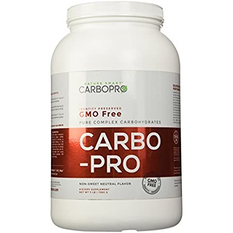 Sportquest CARBO-PRO Tub Energy Drink Powder, 3 pounds by