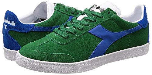 Grigio 44.5 EU Diadora B.Original Vlz Sneaker Uomo Verde Crema Pisello huj