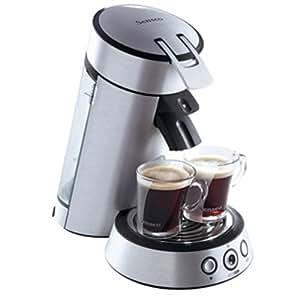 Philips Senseo HD 7840/01 Cafetière espresso aluminium