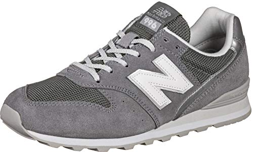New Balance Damen WL996 B Tennisschuhe, Grau (CLC Castle Rock 12), 41 - Balance Damen Tennisschuhe New