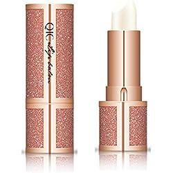 2019 Nouveau baume à lèvres 100% naturel - Womdee Imperméabilisant Nude Mat Lip/Antigel Et Anti-crack, Mode Femme - Maquillage Cadeau