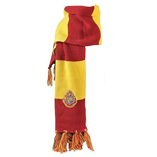 Cerdá Bufanda Harry Potter, Marrón (Marrón 001), One Size (Tamaño del fabricante:única) para Niños