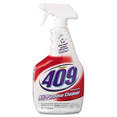Clorox Formula 409 00628 Antibacterial Kitchen All Purpose Cleaner Disinfectant, Regular, 22 Fl Oz Spray