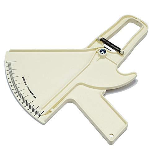 Tempshop 80mm Körperfett-Messschieber Skinfold-Maß-Werkzeug-persönlicher Eignung-Prüfvorrichtungs-Schönheits-Gesundheits-Wächter