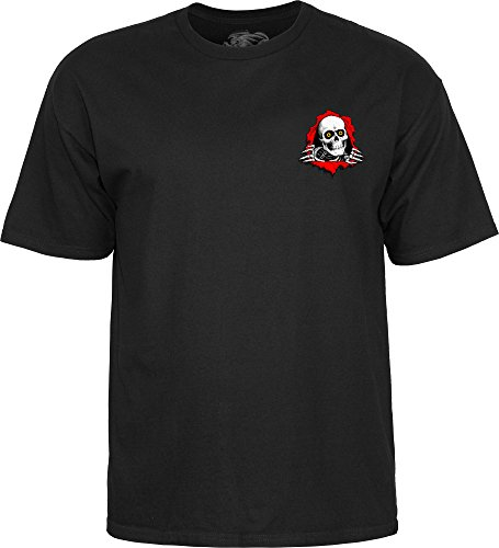 Powell Peralta T-Shirt - Support Your Local Skate Shop schwarz Größe: S (Small)