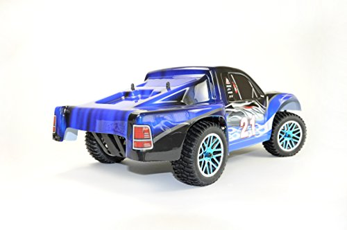 RC Auto kaufen Short Course Truck Bild 3: Amewi 22069 Short Course Truck Brushless 4WD, 2 4GHz, M1 10*