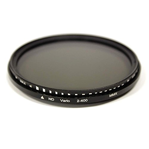 Cablematic Photo Filter ND2 bis ND400 62mm Objektiv
