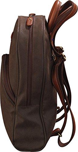 Paris JUMP Tasche Uppsala, 38 cm, 15 L, Marine braun, schokolade
