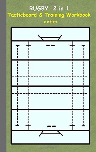 Rugby 2 in 1 Tacticboard and Training Workbook by Theo von Taane (2016-01-19) par Theo von Taane