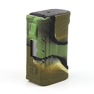 CEOKS für Geekvape Aegis Legend 200w Hülle, RutschfestSchützende Silikon-Hülle-Abdeckungs-Verpackungs-Haut für Geekvape Aegis Legend 200w Segeln Skin Ärmel Case Cover_Camo