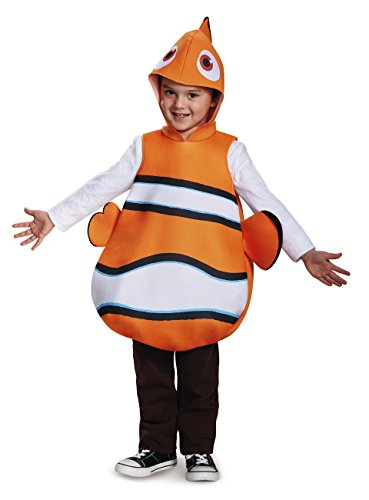 Disguise Nemo Classic Finding Dory Disney/Pixar Costume, One Size Child, One Color by (Finding Nemo Dory Kostüm)