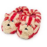 Bagpuss Microwave Slippers - Lavender Scented Cozy Feet Slippers super soft furry fabric
