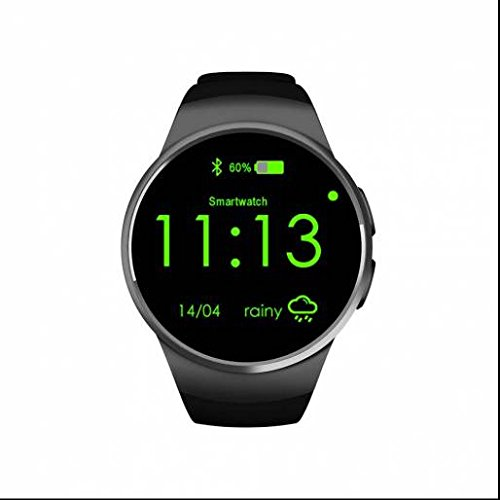 41vZzH0lrqL. SS500  - Animanp GPS Fitness Tracker smart watch,Calling Remind,Fashion Classic,Activity Tracker,Sport Watch,Life Waterproof- Excellent For Running,Sports Watch,Fitness Tracking