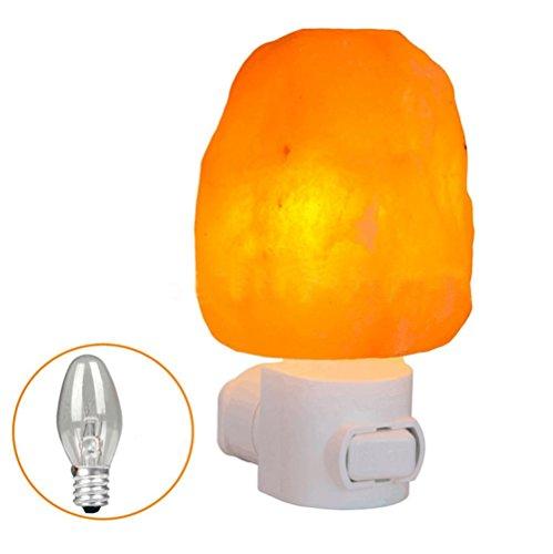 GBT Pure Natürliche Kleine Wand Lampe Kristall Salz Lampe (Led-Leuchten, Warmes Licht, Weißes Licht, Kronleuchter, Innenbeleuchtung, Außenleuchten, Wandleuchten)