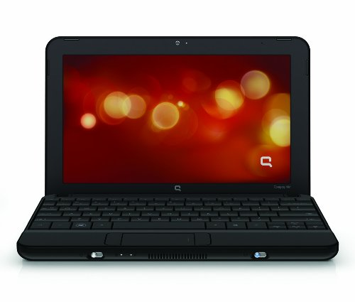 Compaq Mini 110c-1110SA 10.1-inch Netbook (Windows XP Home, Intel Atom Processor N270, 1 GB RAM, 160 GB SATA HDD, up to 3 Hours Battery Life)