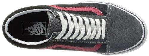 Vans U Old Skool, Chaussures Basses Mixte Adulte Noir