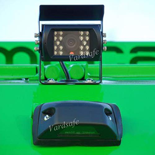 Vardsafe VS803 - Robuste Rückfahrkamera für Wohnmobil, Traktor, Anhänger, LKW, Bus, Van