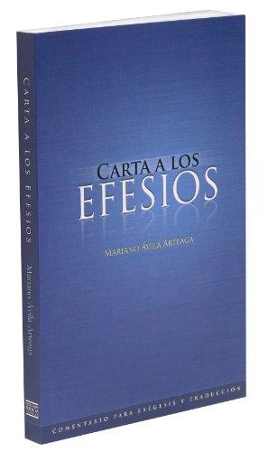 Carta a los Efesios (Comentario para exégesis y traducción nº 5) por Sociedades-Bíblicas Unidas