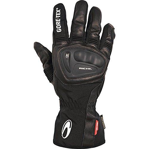 Richa Handschuhe Hurricane Goretex Ce Handschuhe Black-XL