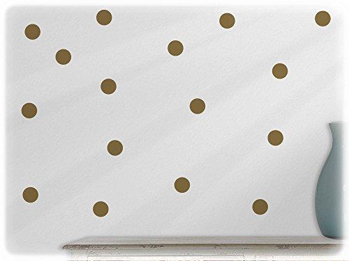 wandfabrik-wandtattoo-54-tolle-polka-dots-in-gold